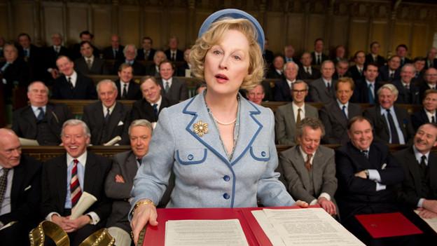 Die bekannte Schauspielerin Meryl Streep.