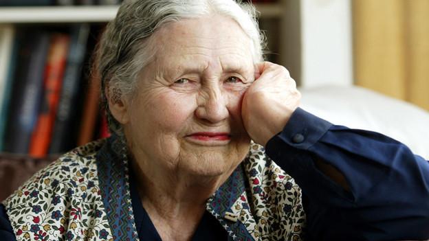 Die Literaturnobelpreisträgerin Doris Lessing ist verstorben.