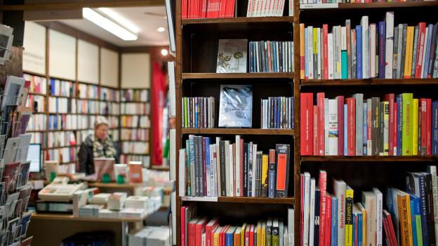Bücher werden öfters auch über Crowdfunding finanziert.