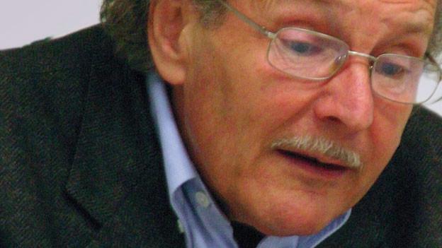 Peter Kurzeck: Sein letztes grosses Werk bleibt unvollendet.
