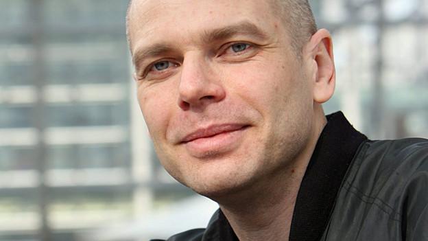 Wolfgang Herrnohof wurde mit dem Preis der Leipziger Buchmesse honoriert.
