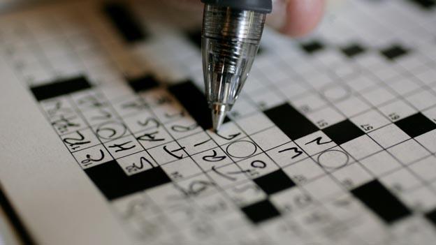 100 Jahre Geburtstag feiert das Kreuzworträtsel.
