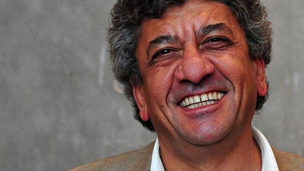 Najem Wali, 1956 im irakischen Basra geboren, flüchtete 1980 nach Ausbruch des Iran-Irak-Kriegs nach Deutschland.