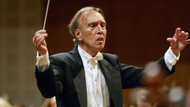 Die Magie des Musikmachens hat ihn fasziniert: Dirigent Claudio Abbado.