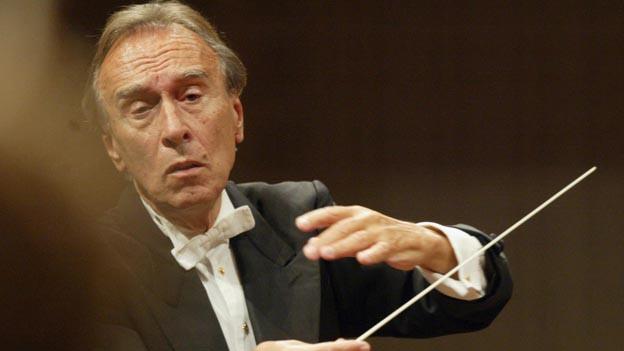 Er hinterlässt eine grosse Lücke: der Dirigent Claudio Abbado.