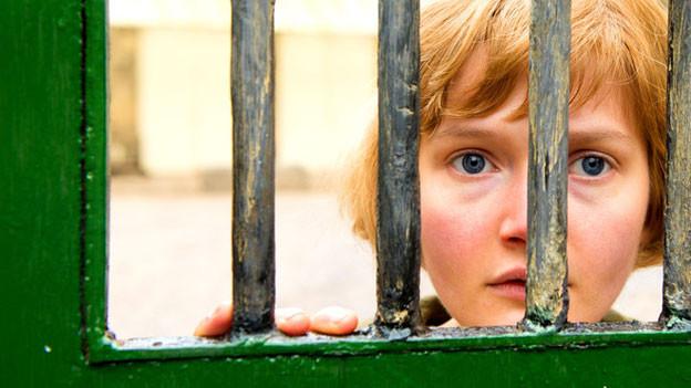 Die schwangere Philomena (Sophie Kennedy Clark), eingesperrt im Magdalenen-Heim.
