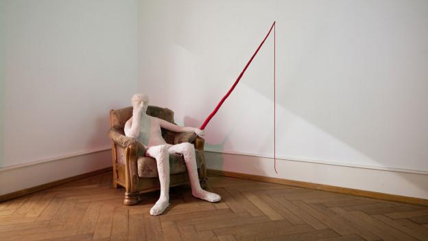 Bertold Stallmach, Utopie II, Macht über die Mitmenschen, 2014.