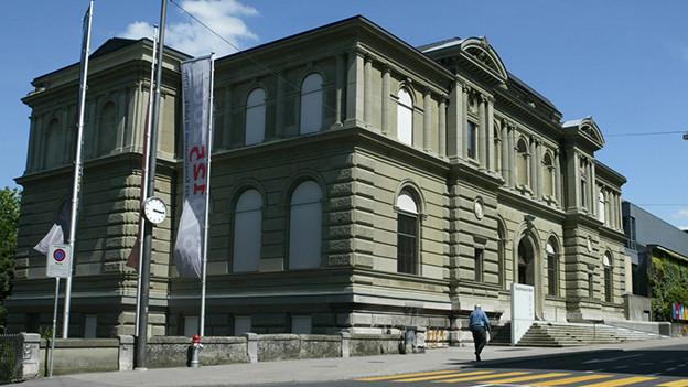 Das Kunstmuseum Bern.