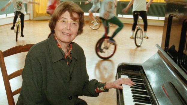 Rosemarie Metzenthin 1997.