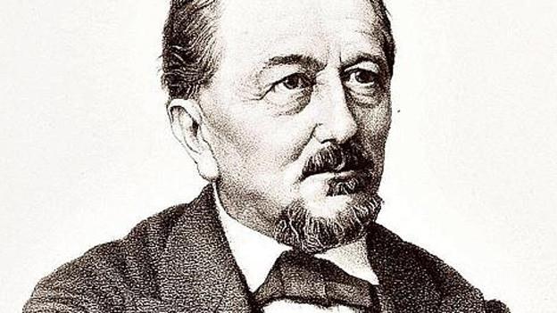 Aimé Humbert im Porträt.