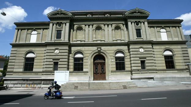 Das Kunstmuseum in Bern.