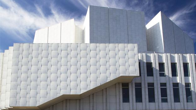 Konzertgebäude von Alvaro Alto.
