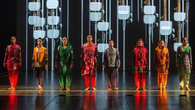 Szenenbild aus Helena Waldmanns «Made in Bangladesh».