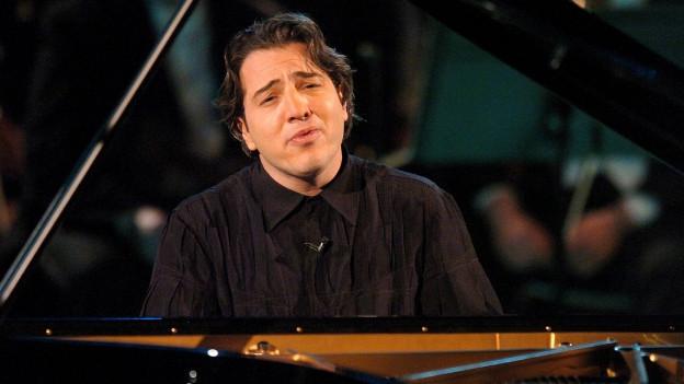 Pianist Fazil Say.