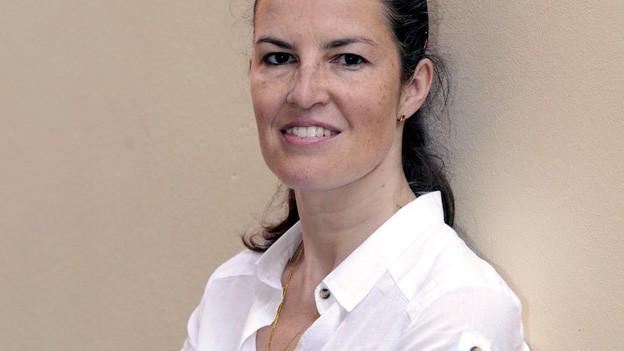 Porträt von Graziella Contratto.