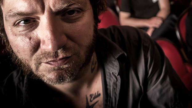 Theatermusiker Karsten Riedel.