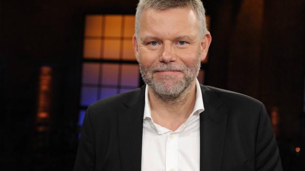 Porträt des schwedischen Schriftstellers Arne Dahl.