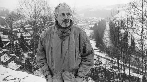 Ernst Eggimann im Dezember 1997