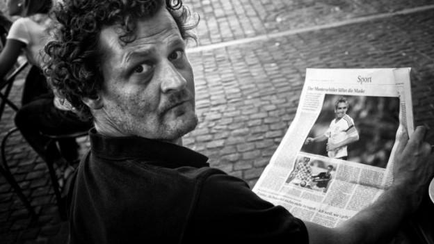 Porträt von Neumarkt-Direktor Peter Kastenmüller