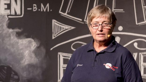 Weltraumforscherin Kathrin Altwegg.