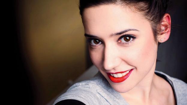 Joiz-Moderatorin Gülsha Adilji