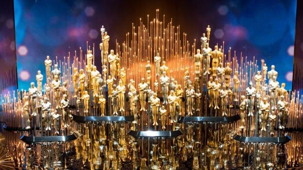 Zahlreiche Oscars.