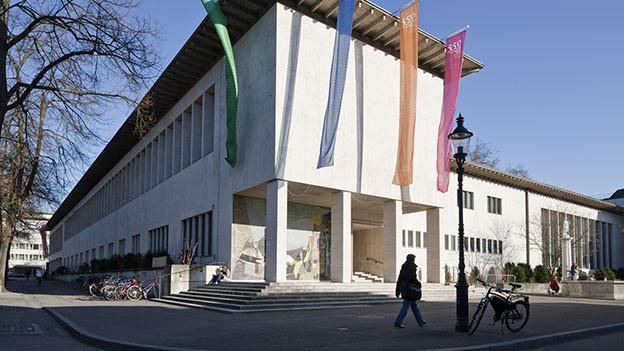 Die Universität Basel.