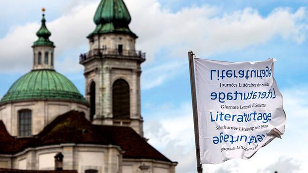 Die Solothurner Literaturtage finden dieses Jahr zum 38. Mal statt.