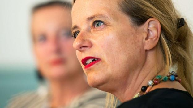 Medizinerin und Managerin: die Chefärztin Stephanie von Orelli.