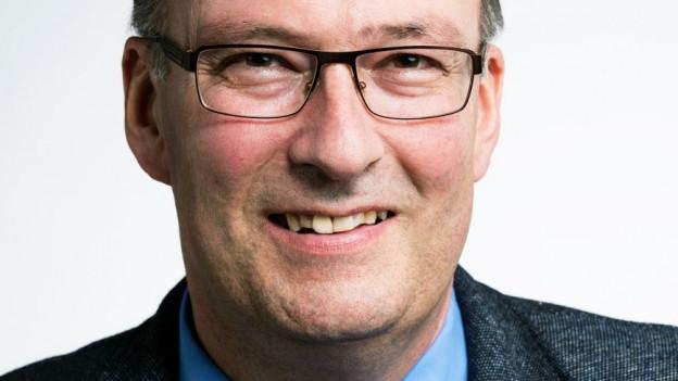 Porträt des Nationalrats und Bauernverbandspräsident Markus Ritter.