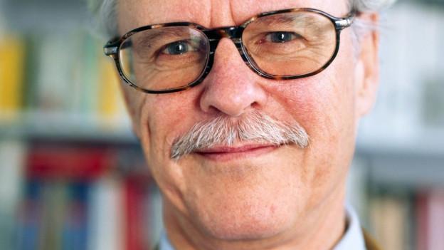 Porträt des Volkswirtschafters Bruno S. Frey