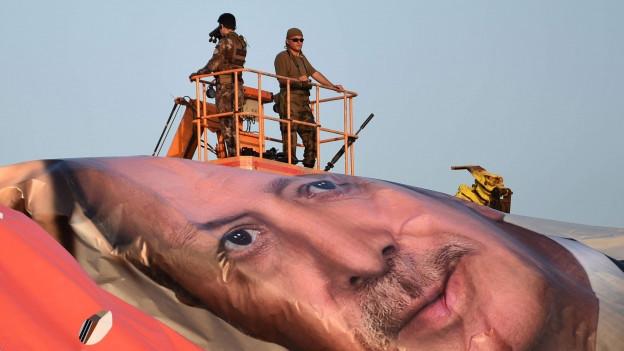 Instanbul: Seit dem gescheiterten Putsch gegen Präsidenten Erdogan ist nichts mehr wie es war.