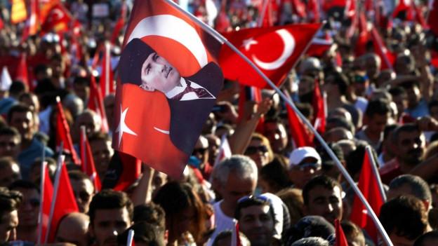 Düstere Stimmung bei den Kulturschaffenden in der Türkei