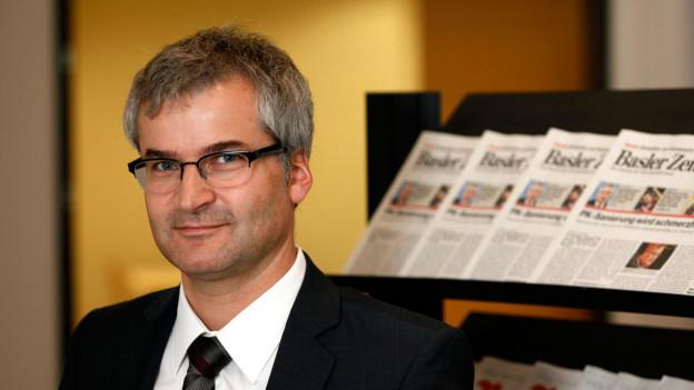 Feuilleton-Gast: Chefredaktor und Verleger Markus Somm