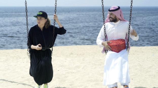 «Barakah Meets Barakah» - eine saudische Liebeskomödie verblüfft