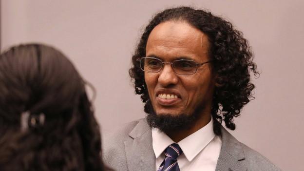 Der Dschihadist Ahmad al Mahdi.