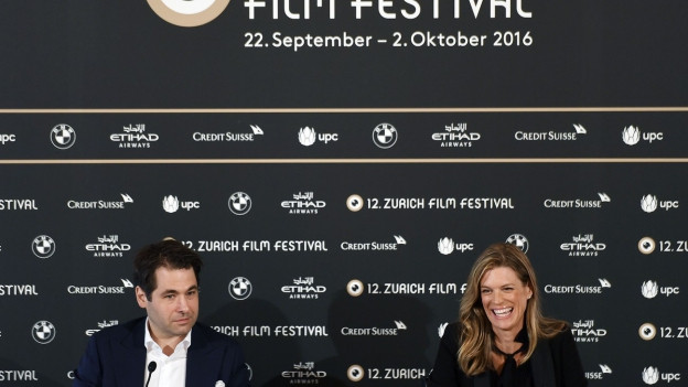 Stehen vor einer Herausforderung: ZFF-Direktoren Nadja Schildknecht und Karl Spoerri.