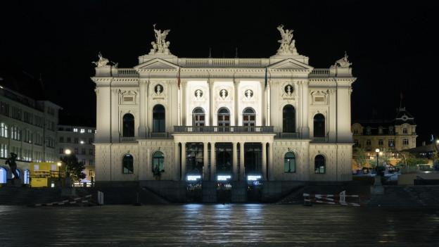 Die Ballett-Saison eröffnet am Opernhaus Zürich