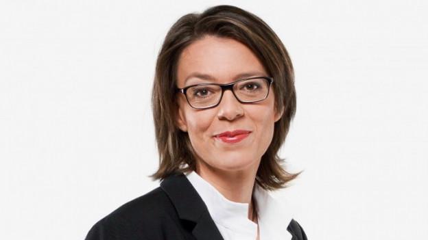 Die Leiterin der Abteilung Kultur bei SRF, Nathalie Wappler, im Gespräch.