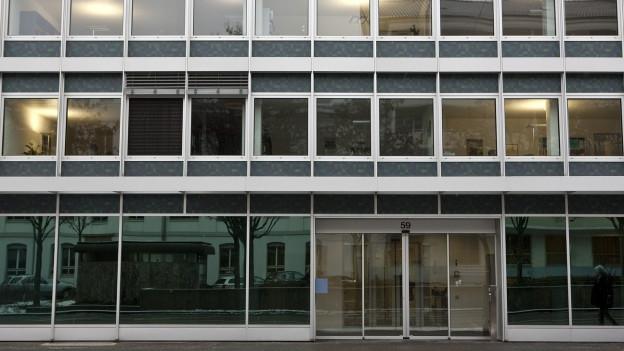 Gebäude des Bundesverwaltungsgerichts in Bern.