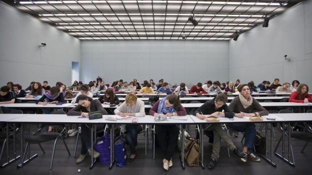 Schüler der Universität.
