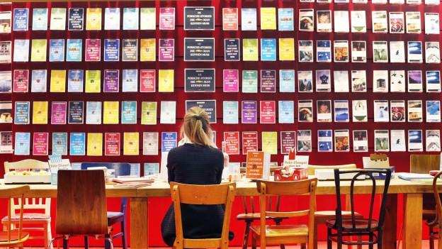 Nicht die ganze Welt ist an der Frankfurter Buchmesse vertrete. Es fehlen Verlage aus Afrika.