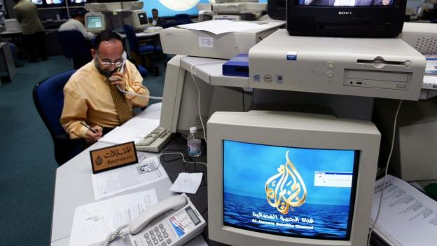 Bild aus der Redaktion von Al Jazeera