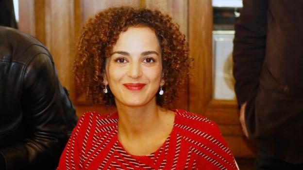 Die französisch-marokkanische Autorin Leïla Slimani