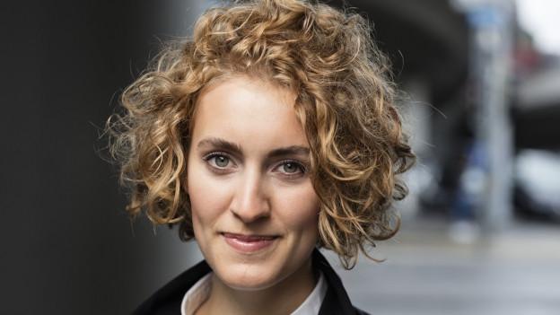 Flavia Kleiner ist Kopräsidentin der Operation Libero.