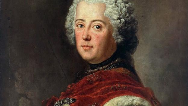Porträt Friedrich II.