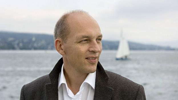 Porträt von Tim Krohn