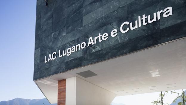 Ein Bild des LAC Lugano Arte e Cultura.