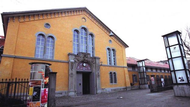 Foto des Theaterhauses Gessnerallee in Zürich