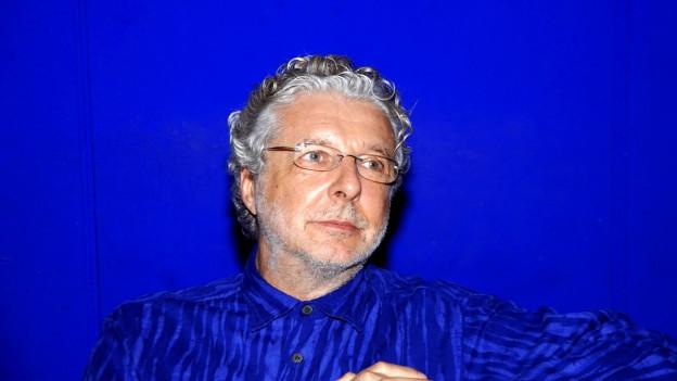 Porträt von André Heller